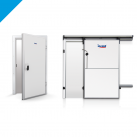 Isothermal and service doors